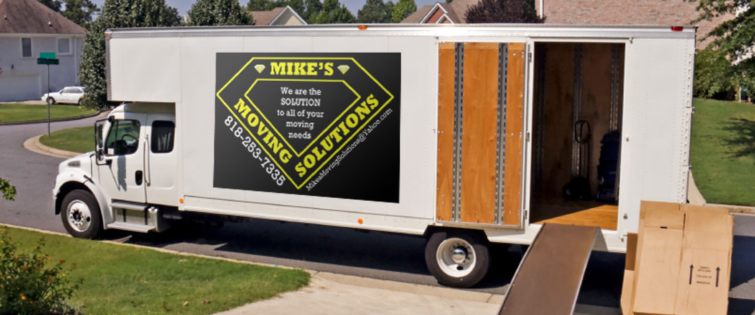 Mike's Moving Solutions